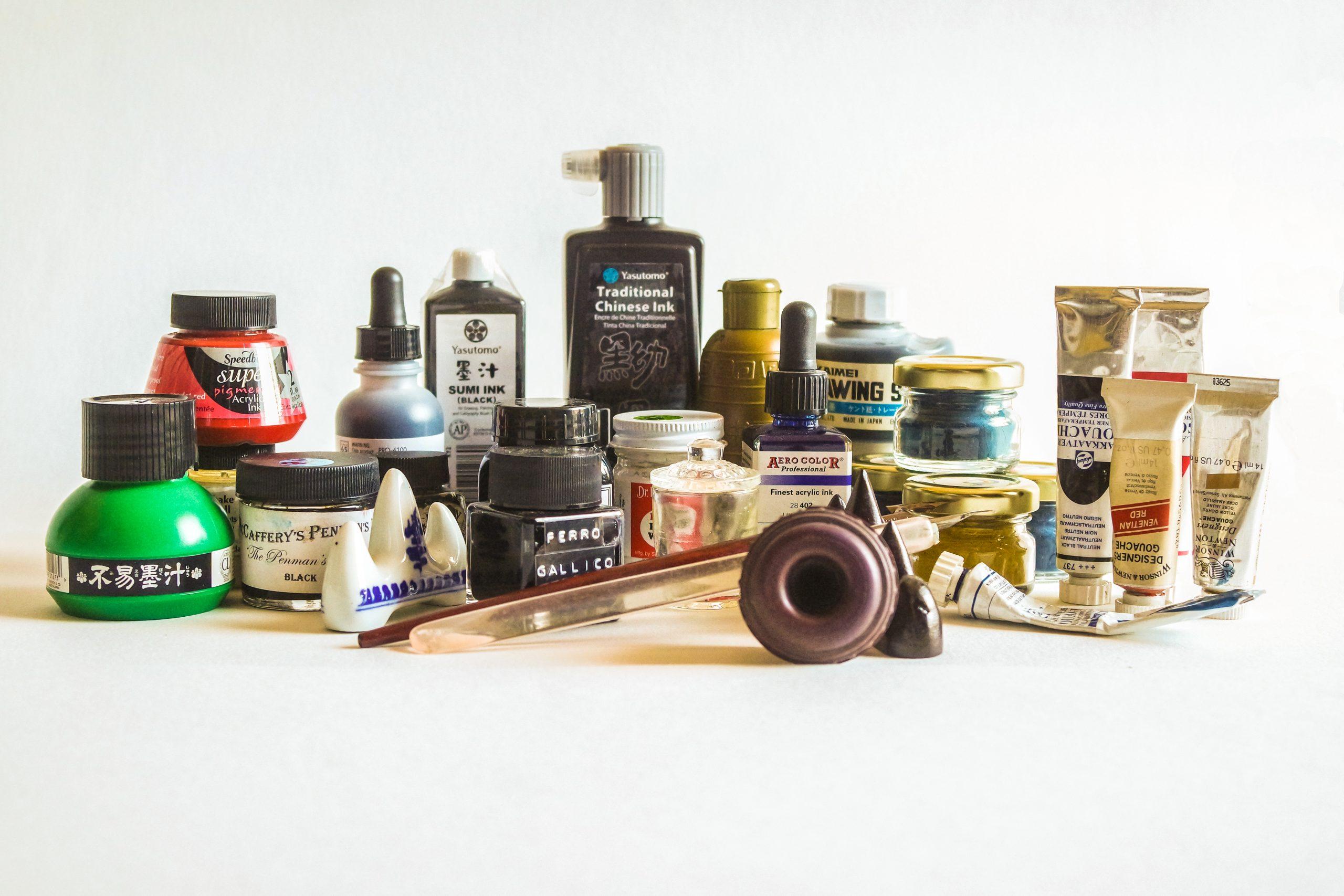 Gli inchiostri